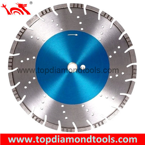 Diamond Saw Blade for Cutting Concrete, Stone and Asphalt