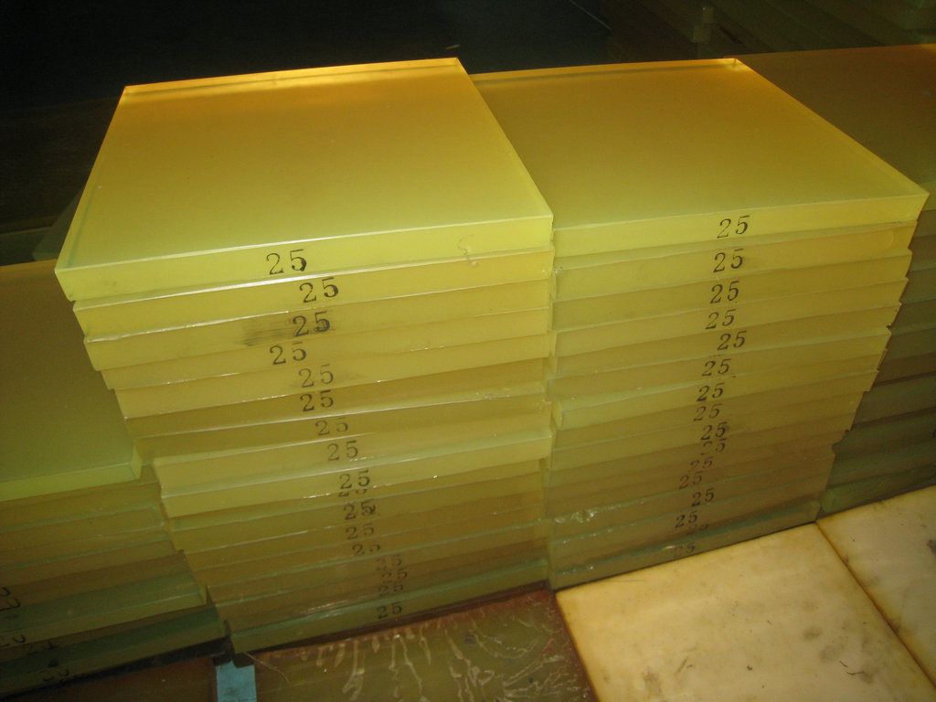 Polyurethane Sheet, PU Sheet with 100% Polyether (3A2001)