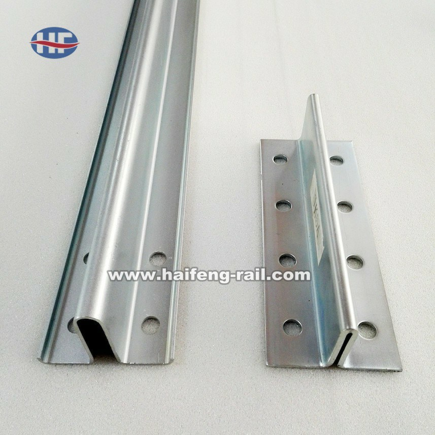 Beautiful Elevator Guide Rail Galavnized Hollow Guide Rail, Tk5a
