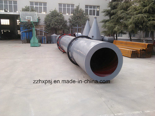 High Efficiecny Rotary Dryer/Rotary Drum Dryer Price for Mineral Powder/Clay
