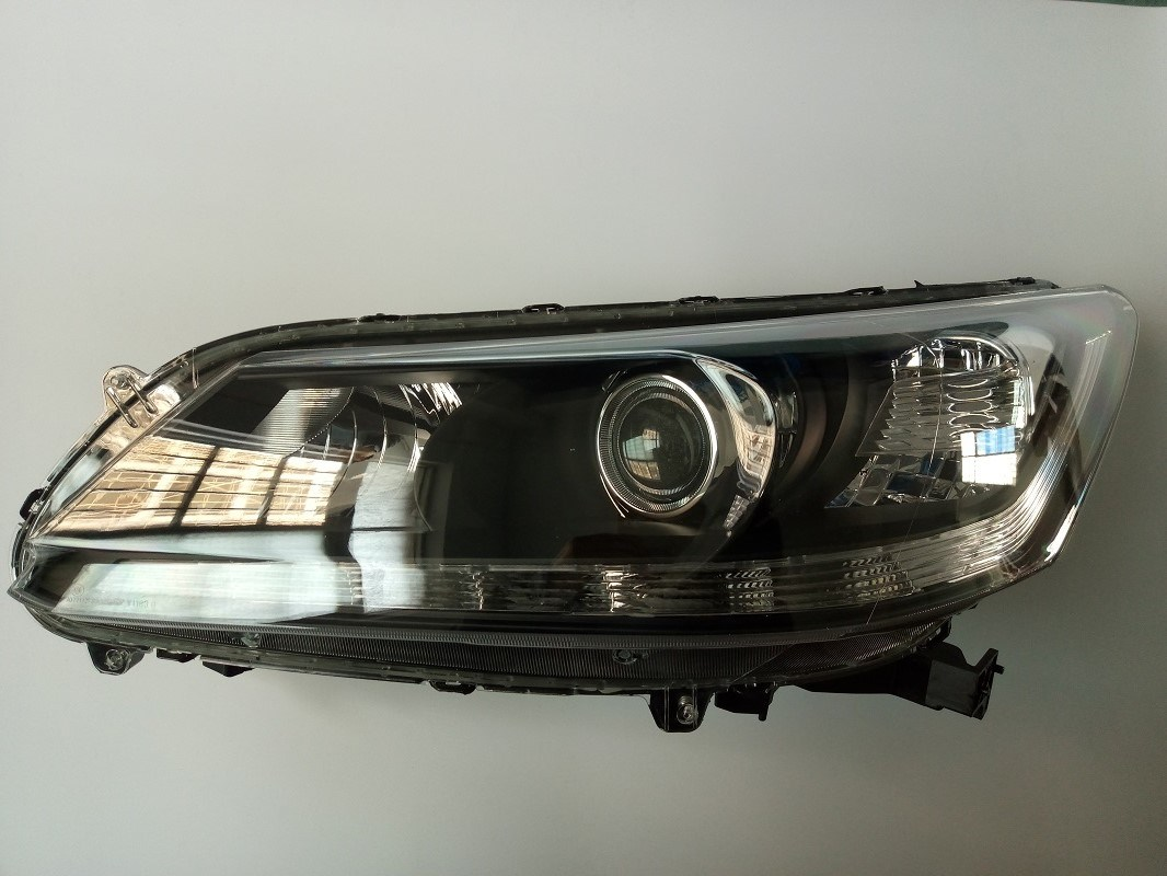 Plastic Head Lamp for Honda Accord 2014 China Model