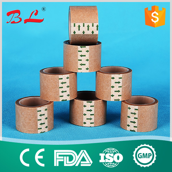 Skin Color Non-Woven Paper Tape Surgical Tape