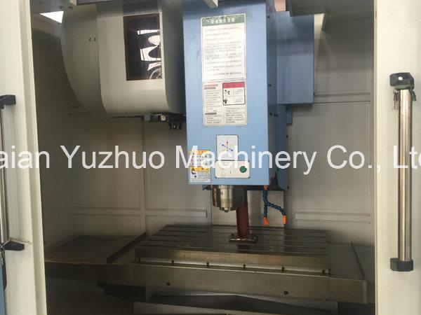 Vl650 Drilling Milling CNC Machine Tool