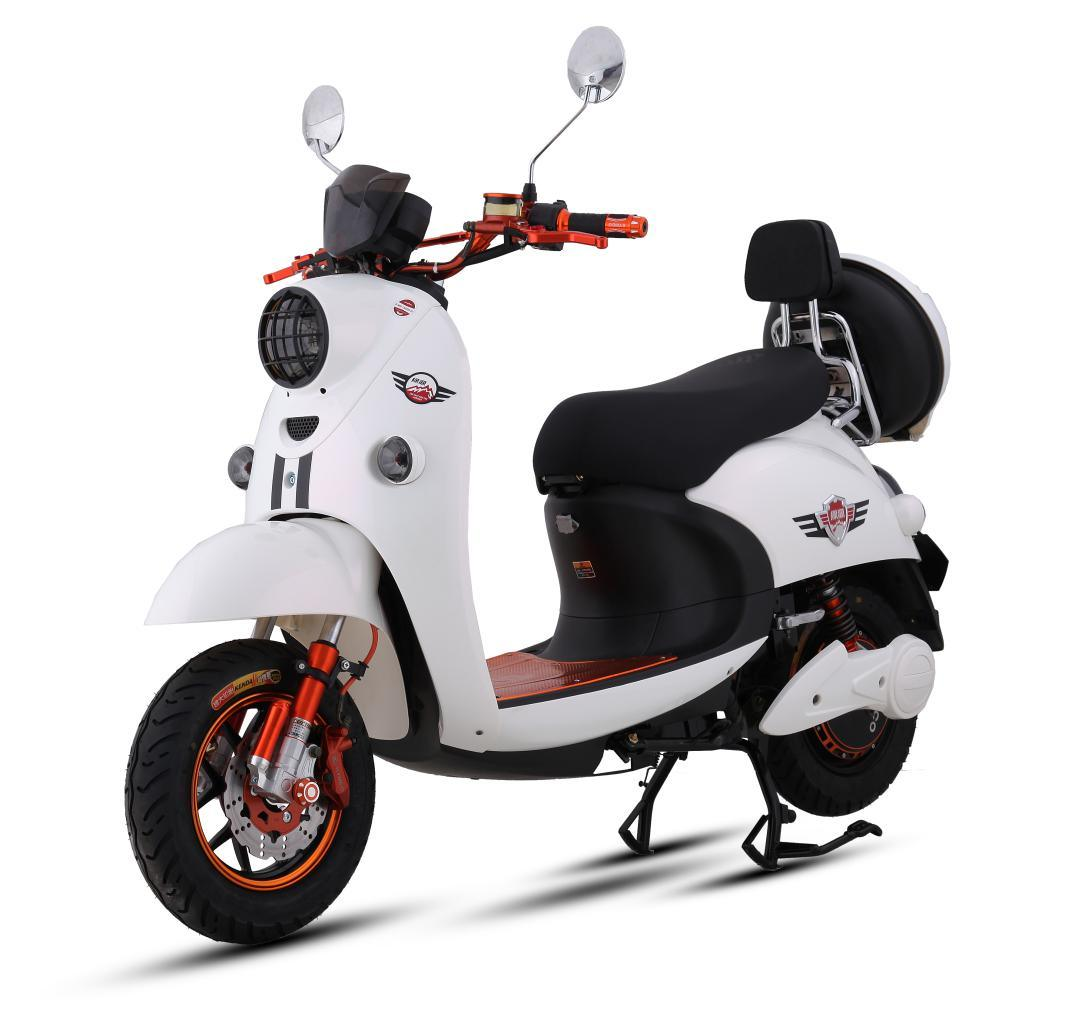 1000W Hot-Sale Retro Electric Scooter with EEC