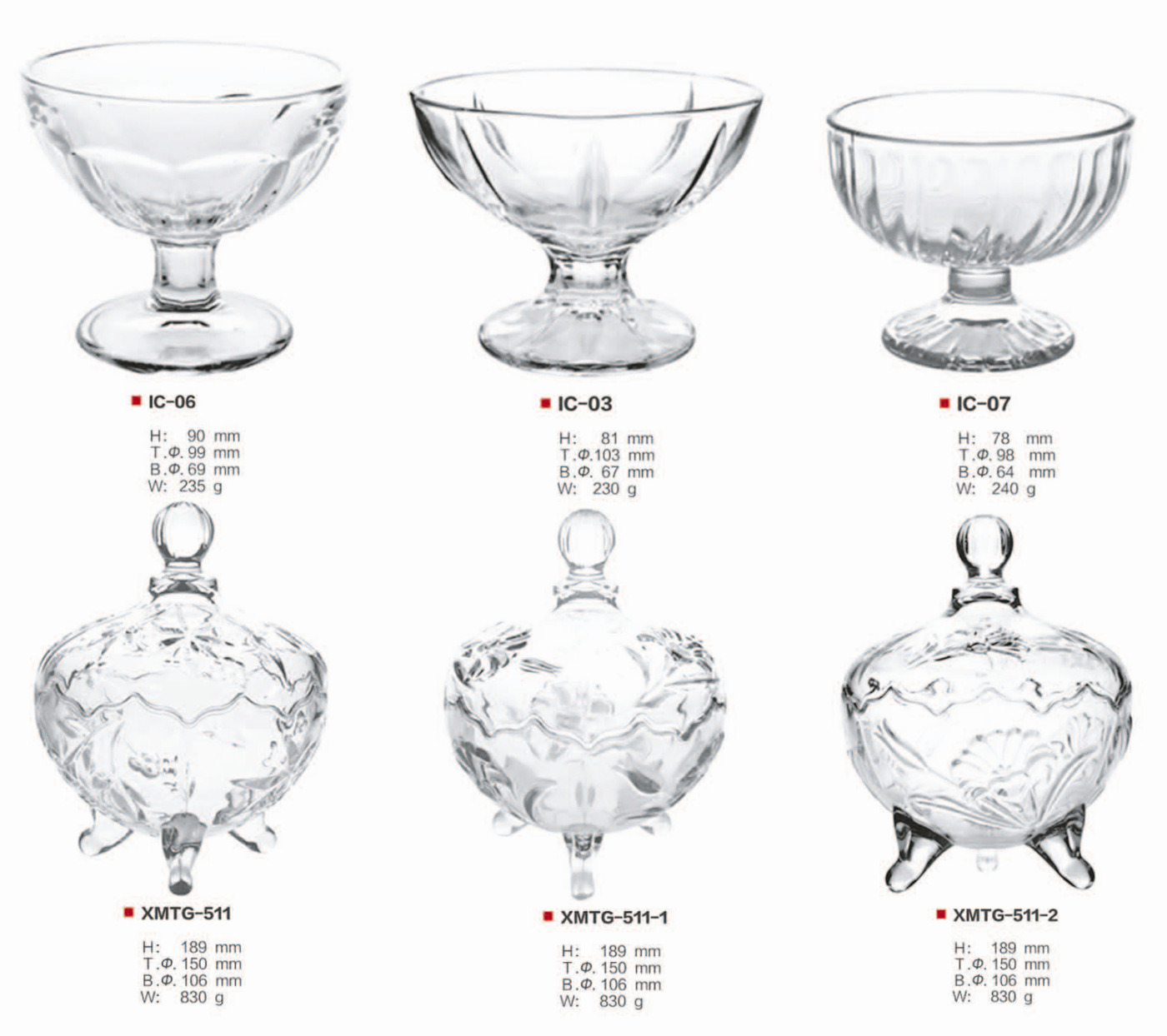 Glassware / Mug / Tumbler / Beer Glass / Drinking Glass