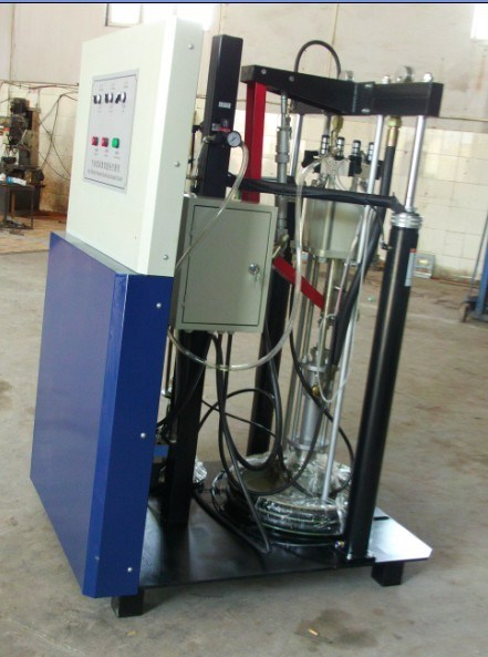 Bicomponent Sealant Extruder Machine / Double Glass Machine (ST02/03/04)