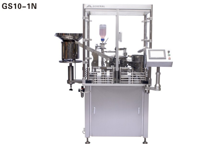 Syringe Filling and Closing Machine (GS 10-1N)