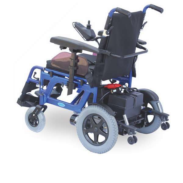 Aluminium Electric Wheelchairs, Power Wheelchair