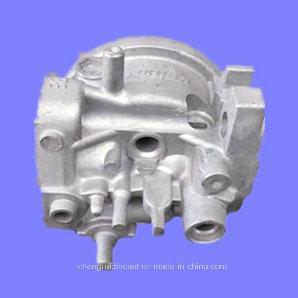 Pressure Die Casting for Motorcycle Cylinder Head