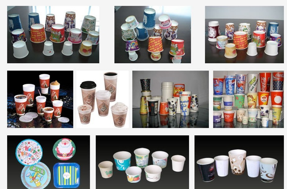 Paper Cup Machine (ZB-D)