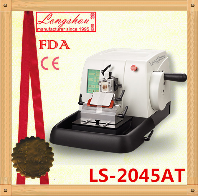 Fully-Automatic / Tissue / Paraffin / Rotary Microtome