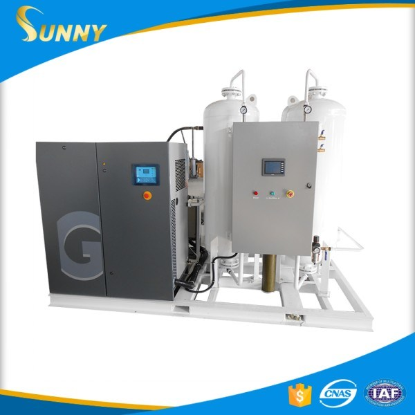 Enery-Saving and High Efficiency Nitrogen Generator for Food Package