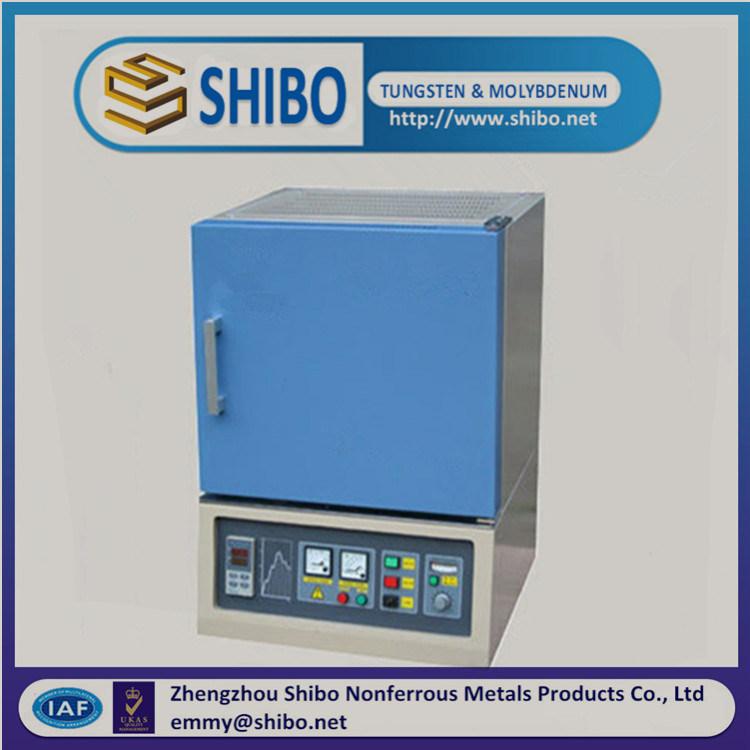 Box-1800 Box Type High Temperature Laboratory Muffle Furnace for Melting