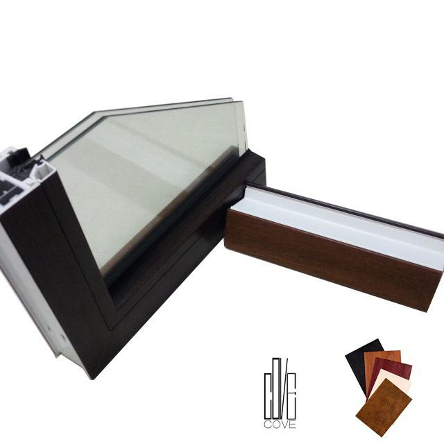 PMMA Anti-UV Exterior Decorative Window Film