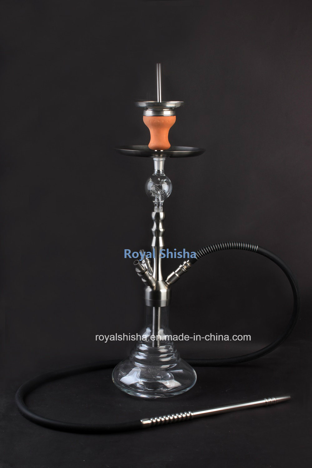 Medium Size Stainless Steel Glass Accessories Shisha