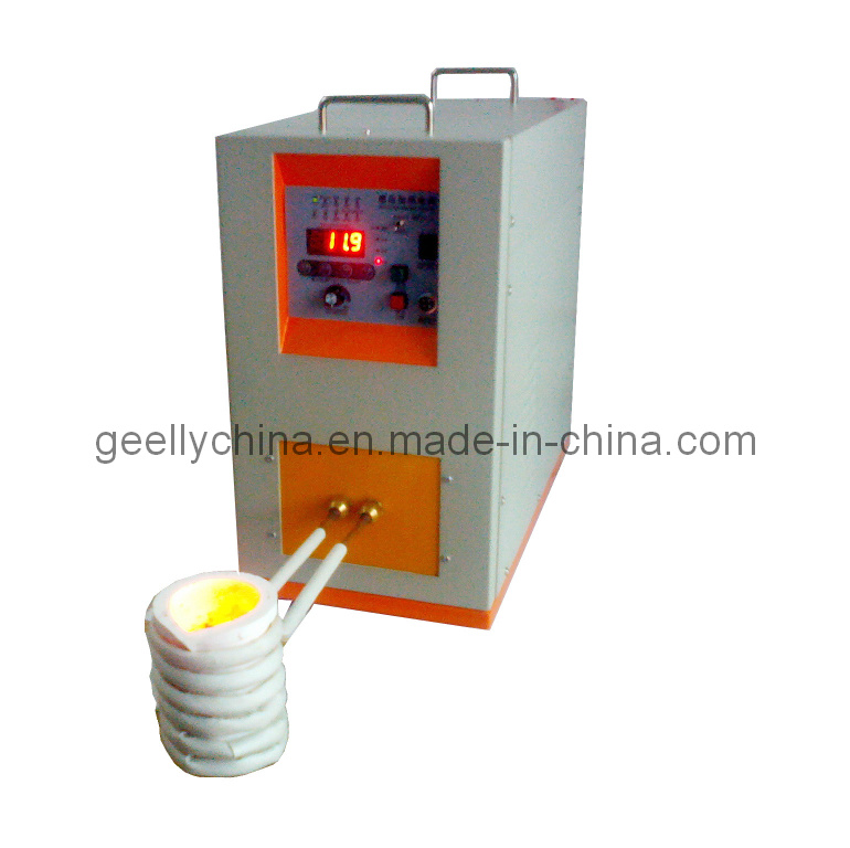 Ultra High Frequency Induction Heating Melting Platinum Gold Powder Melting Metal Melting Best for Melting Platinum Powder of Gold Silver