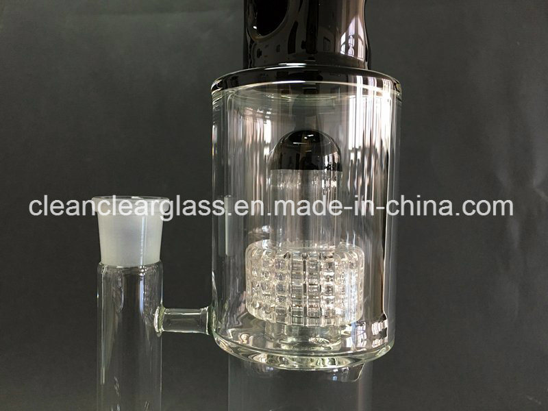 2017 New High Quality 420 Glass Water Pipe Smoking Pipe with matrix perc