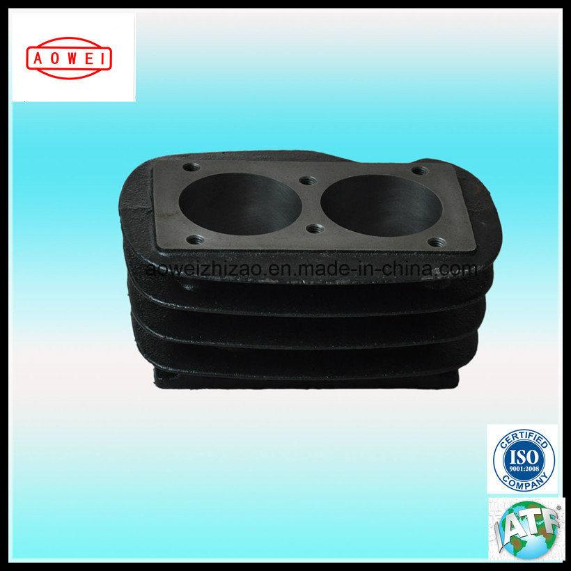 Cylinder Liner/Cylinder Sleeve/Cylinder Head/Cylinder Blcok/for Truck Diesel Engine/Hardware Casting/Shell Casting/Awgt-008