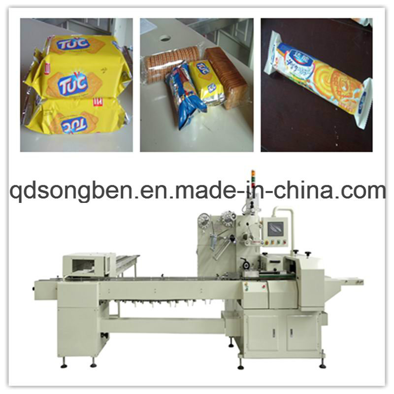 Biscuit Slug Packing Machine (SFN)
