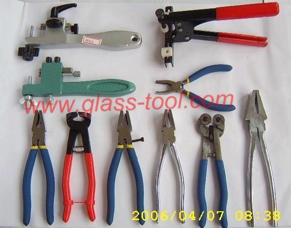 Glass Pliers Glass Nipper