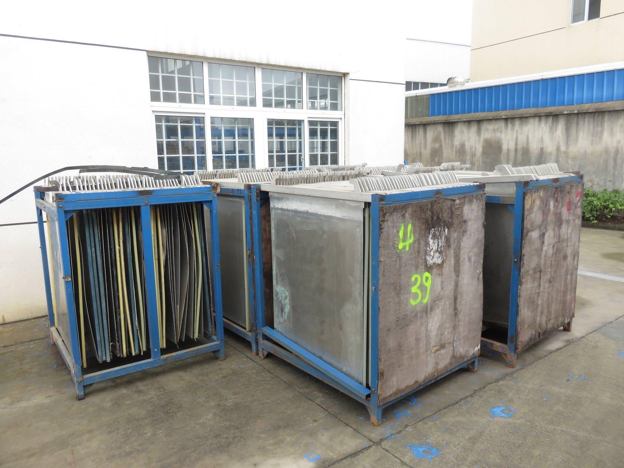 Refurbishment Serive for Permanent Cathode Plate