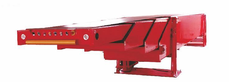 Telescopic Boom Belt Conveyor