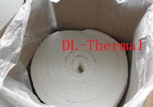 Alumina Silicate Insulation Ceramic Fiber Blanket for Boiler Insulation