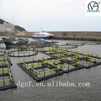 Deep Sea Culture Fish Cages
