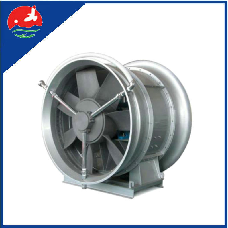 DTF Series of Axial Fan for Papermaking Workshop