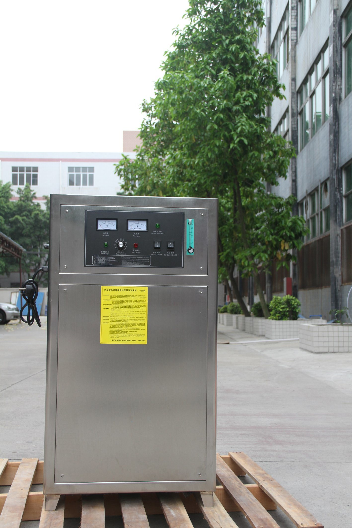 30g Ozone Generator with Oxygen Concentrator for Drinking Water Treatment