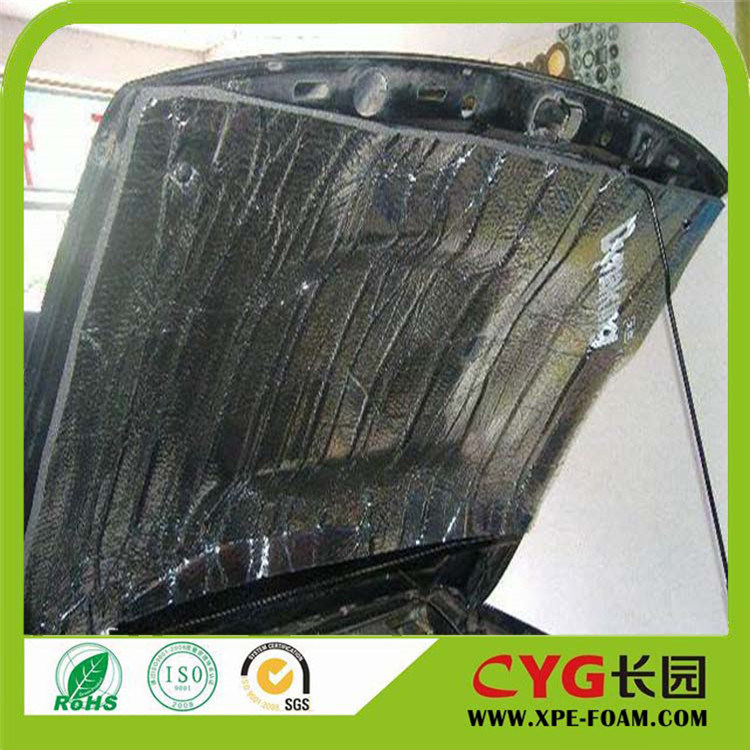 15years Experience Sound Insulation waterproof Crosslinked Polyethylene Foam Automotive Use Material