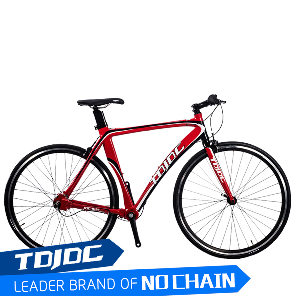 R100 Road Bike Bicycle with Leather Saddle / Bike Racing Road Bicycle Price