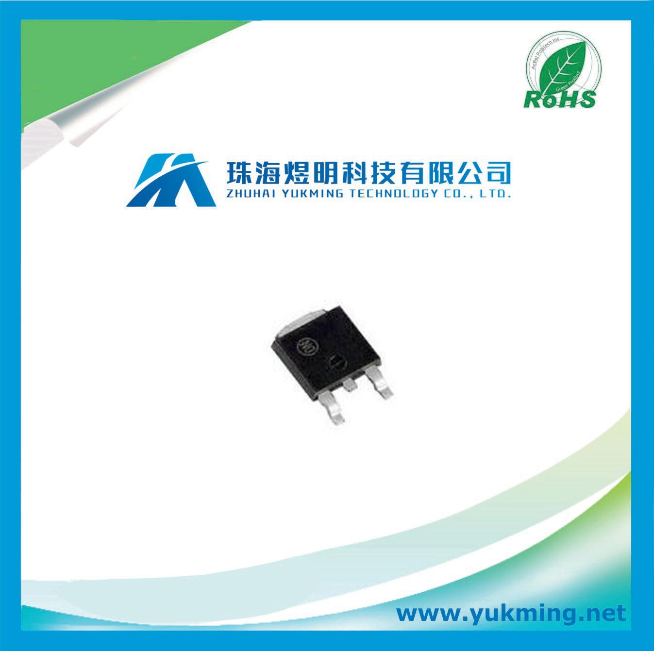 Integrated Circuit Mc78m05cdtrkg of Standard Linear Regulator IC