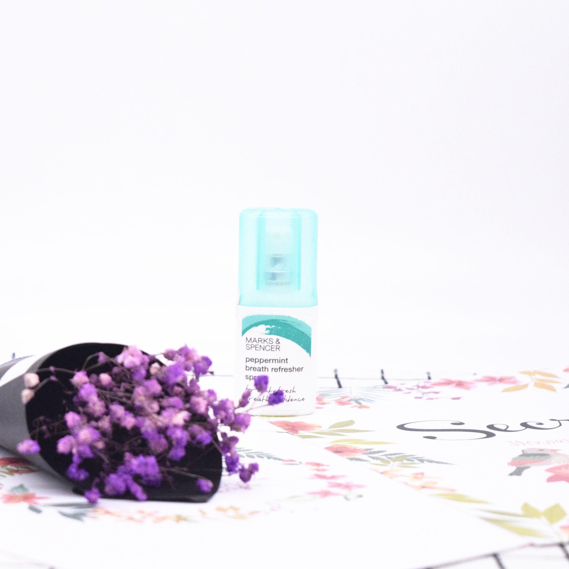 Marks & Spencer Peppermint Breath Spray