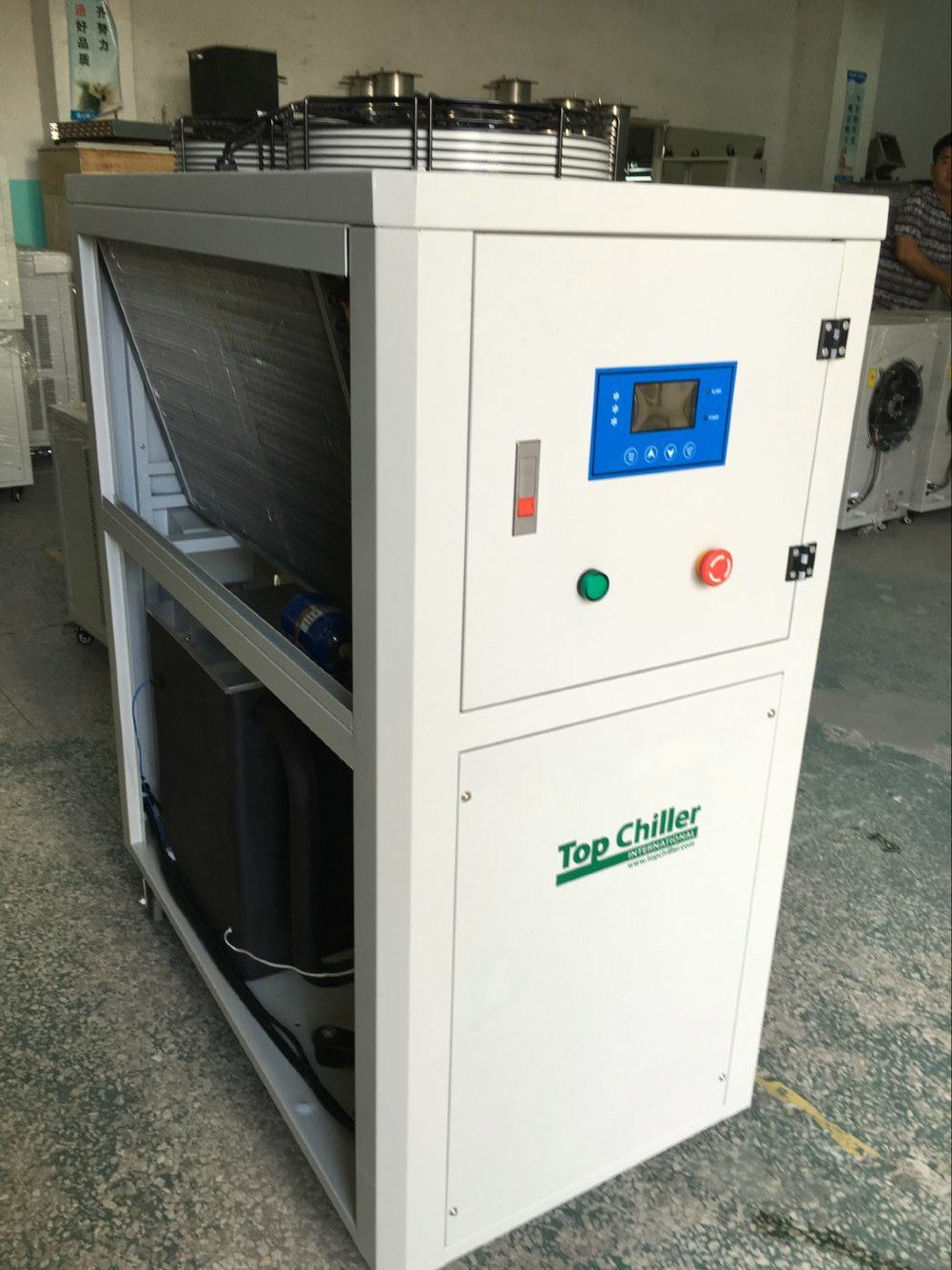 22kw/36kw Air Cooled Water Chiller Used in Induction Heating