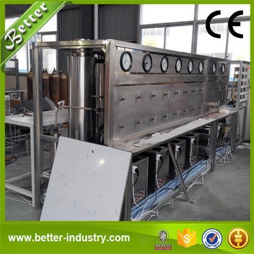 Herb Extraction Unit Supercritical Fluid CO2 Extraction Machine Supercritical CO2 Extractor