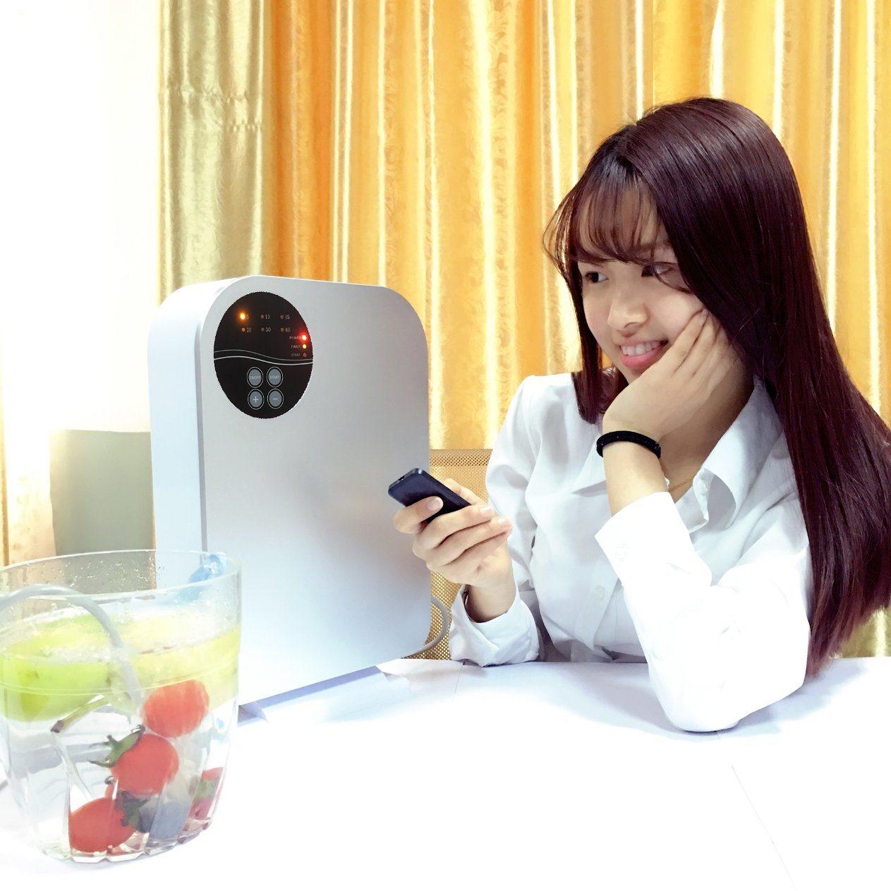 400mg/H Domestic Ozone Generator Ozone Machine Ozone Sterilizer HK-A3