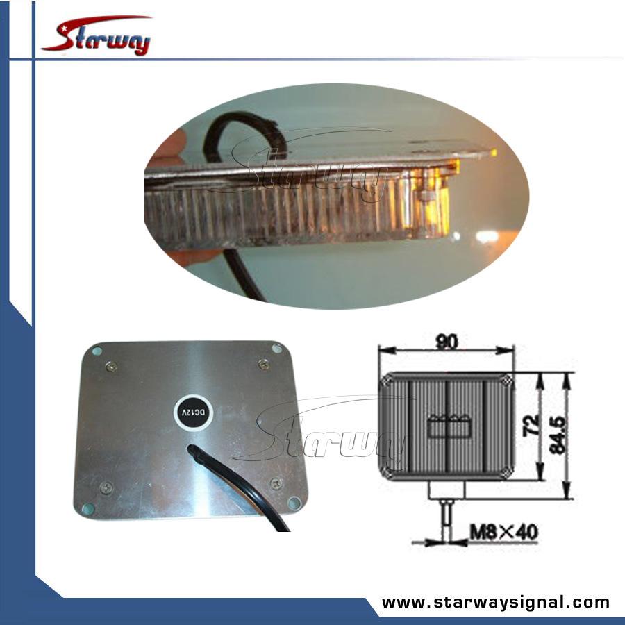 Warning LED Hideaway Strobes (LTE397)