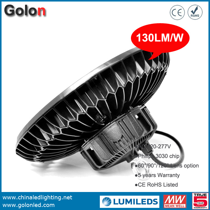60 90 120 Degree Bright 130lm/W IP65 Wateproof High Power LED Spotlight 150W