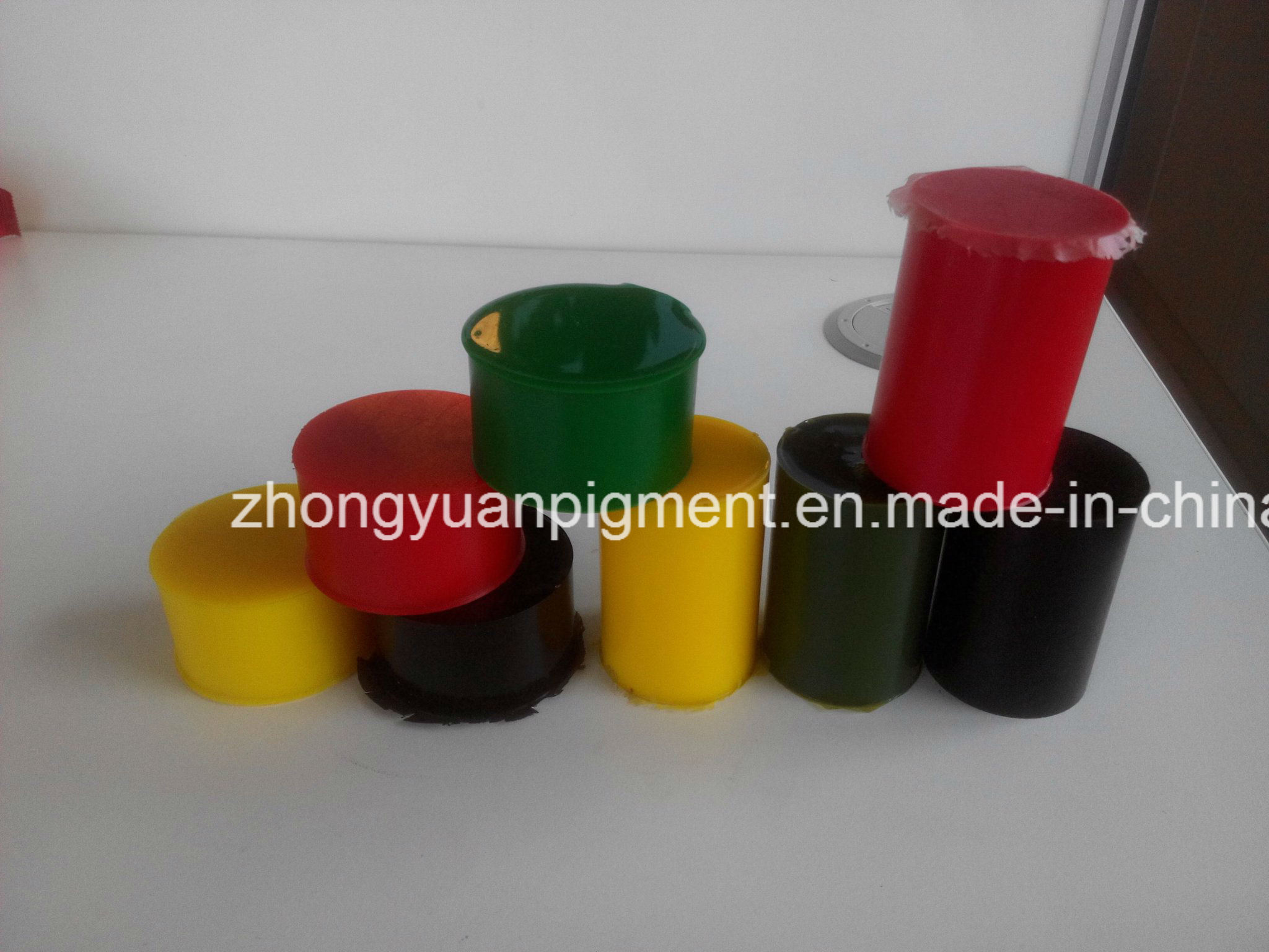 Color Pigment Colorant for PU Elastomer Polyurethane