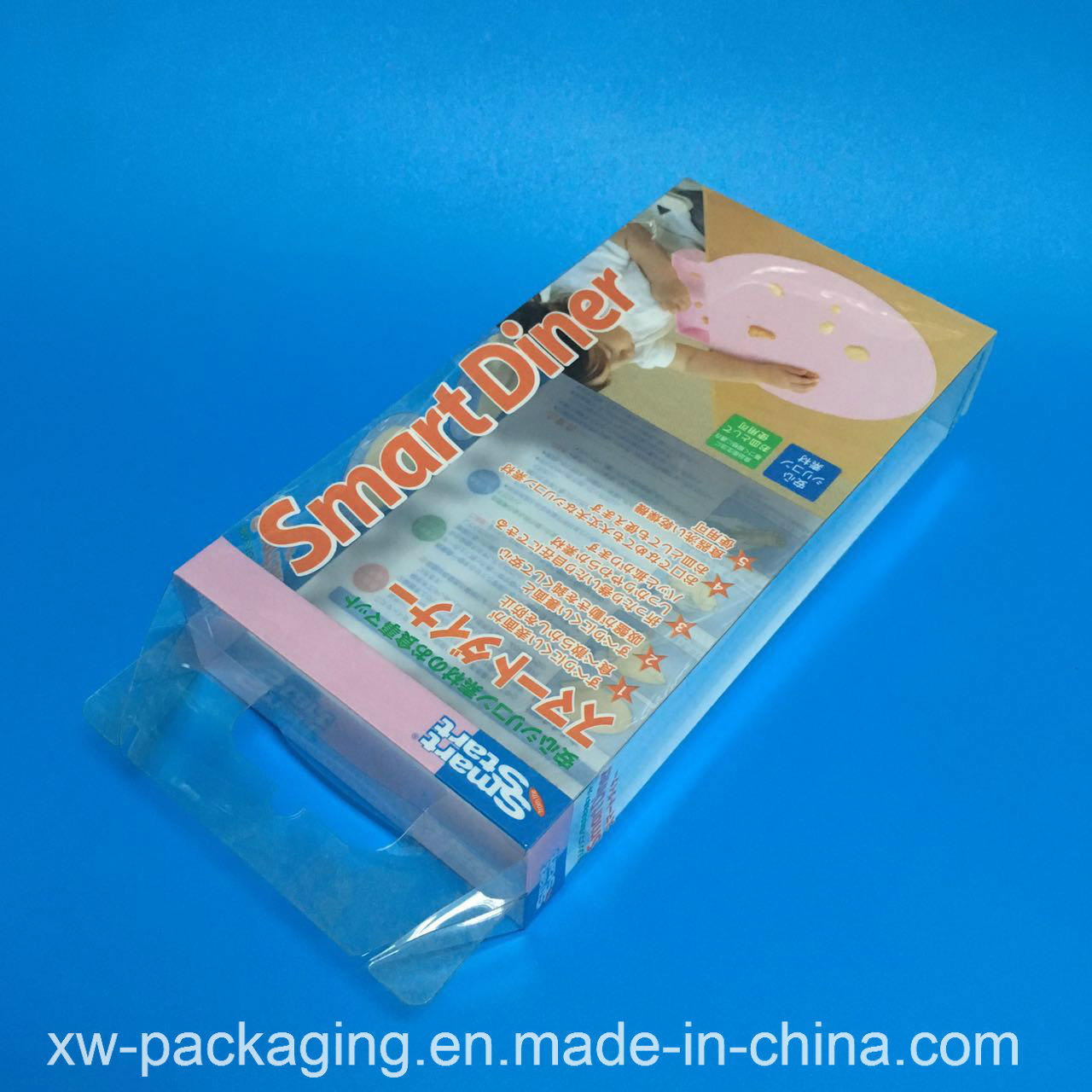 Hot Sale Plastic Box for Blister Packaging