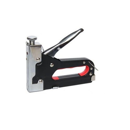 Professional Manual Tool Staple Gun with Good Quality