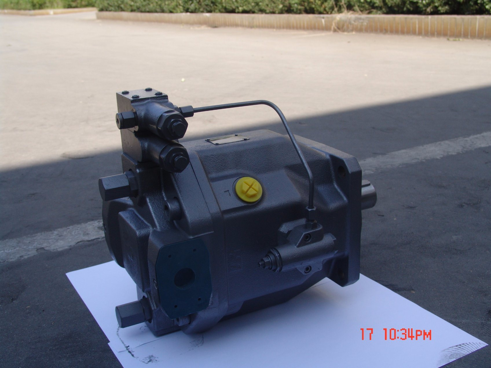 A10vso Series Hydraulic Piston Pump HA10VSO45DFR/31R-PSC62N00 for Rexroth