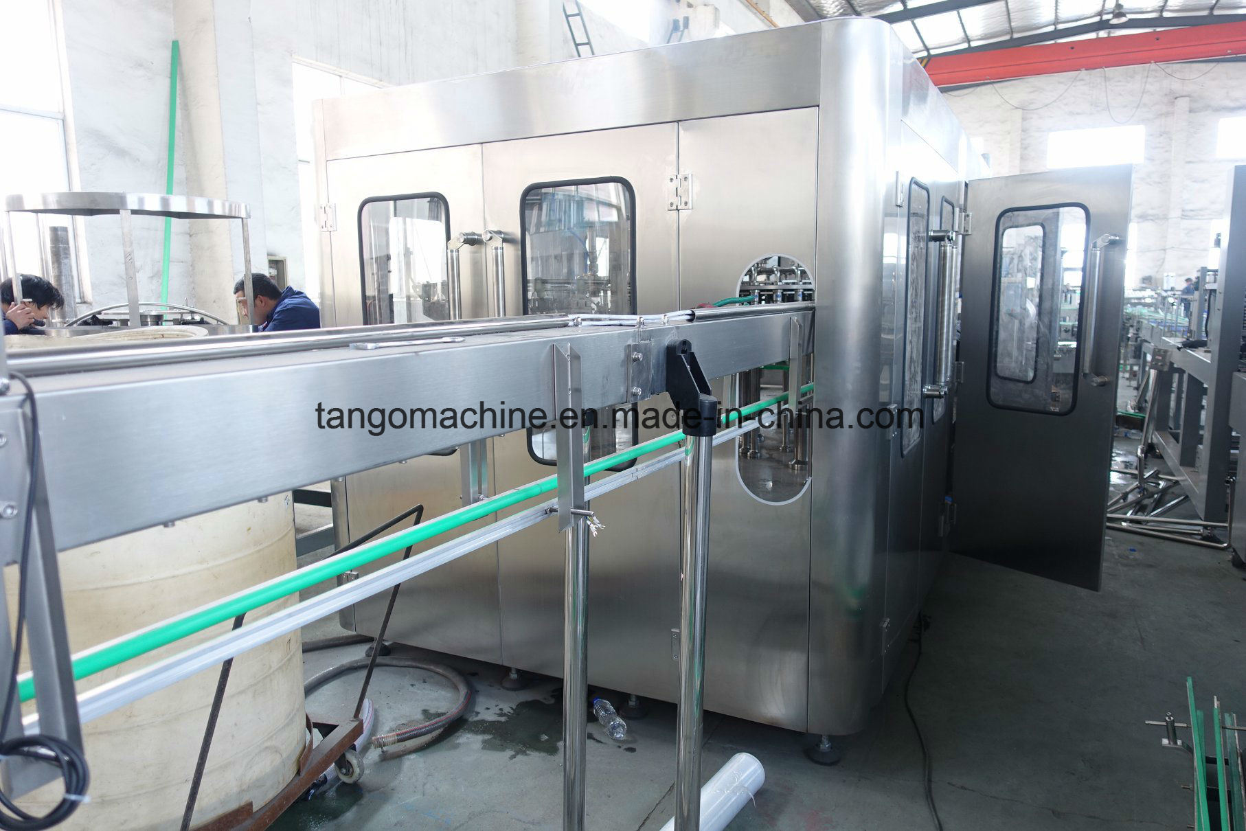 Packaged Drinking Water Filling 3in1 Drink Water Machine for Pet Bottle