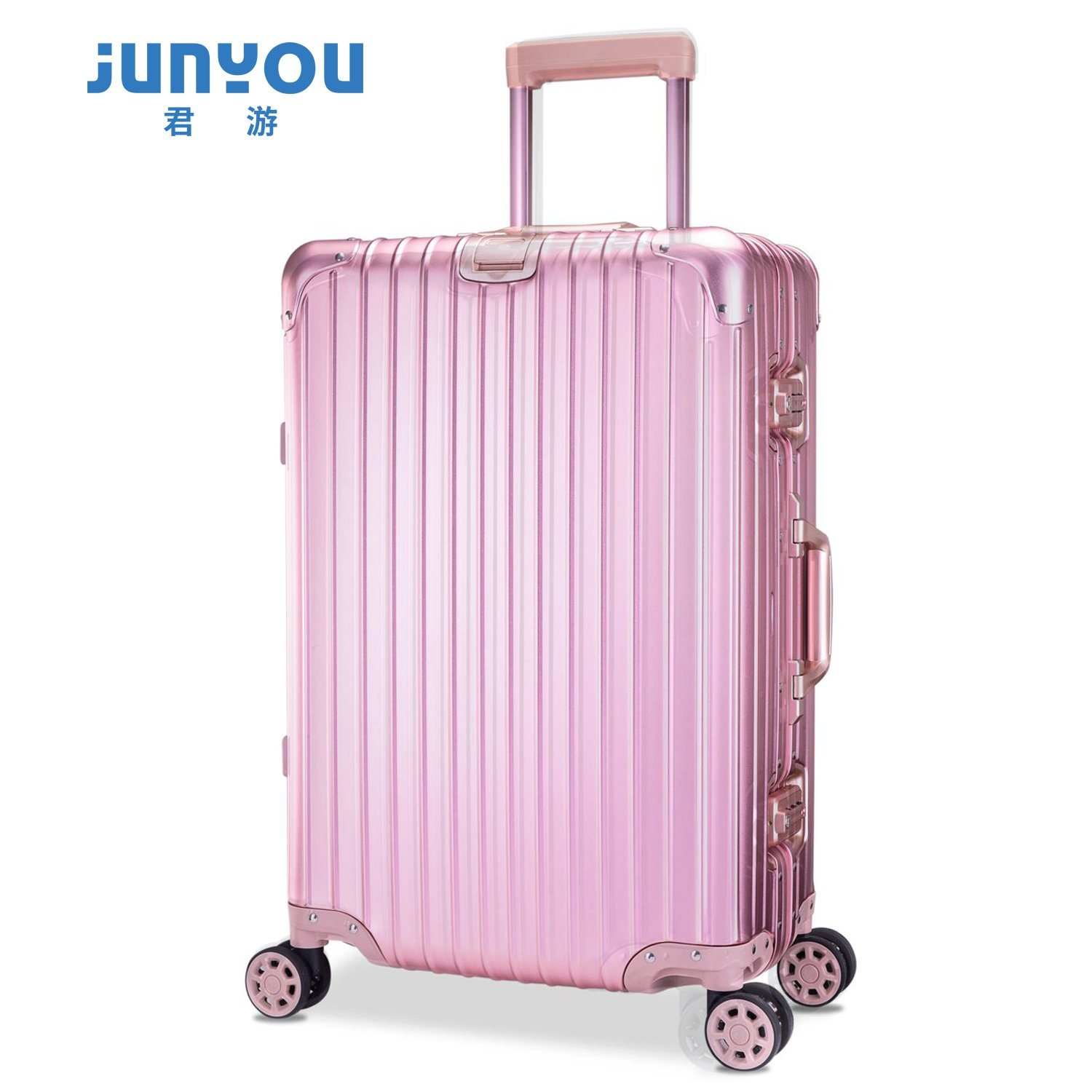 Hot Sale Good Quality 20′′ 24′′ Aluminum Alloy Trolley Luggage