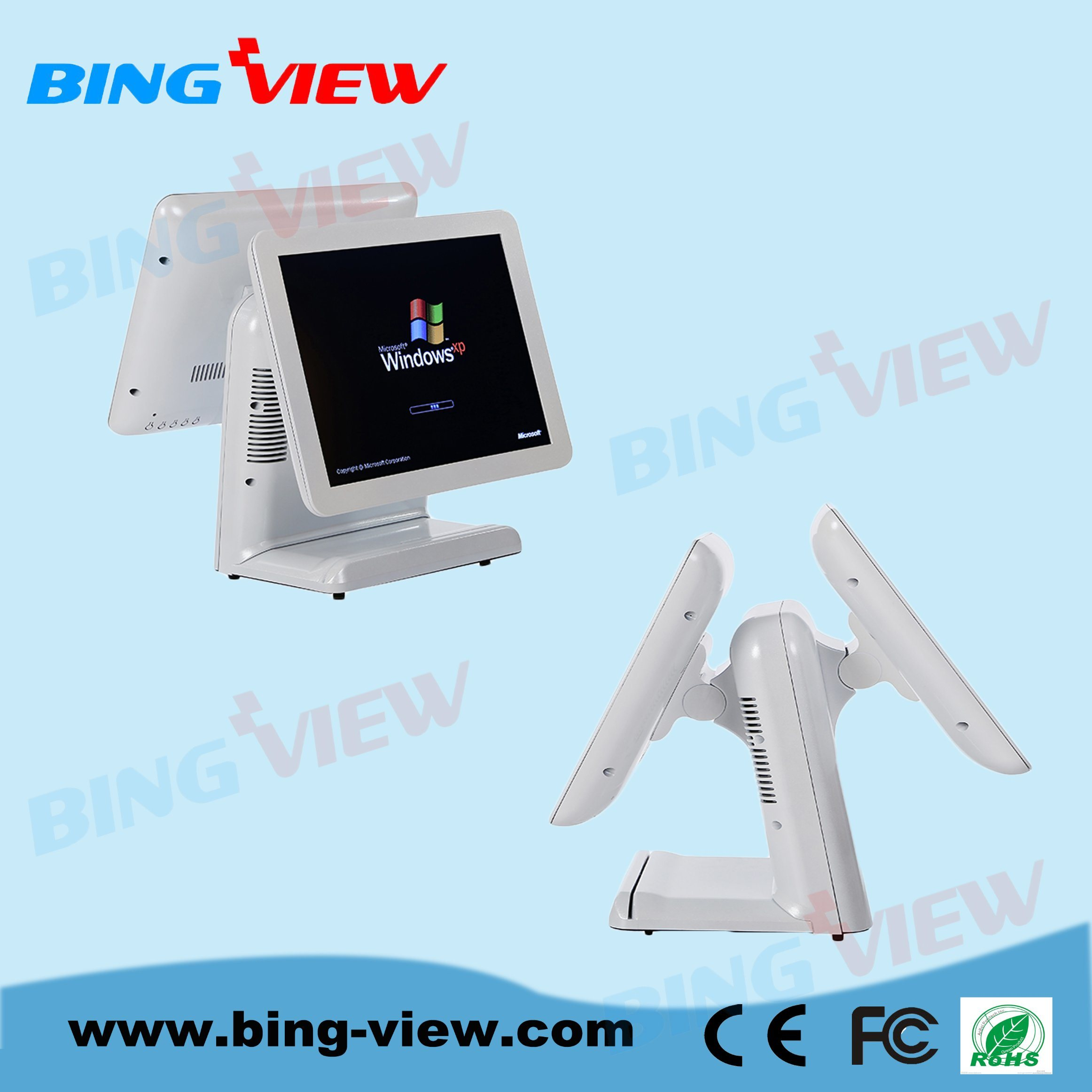 "15"" POS Touch Screen Monitor"
