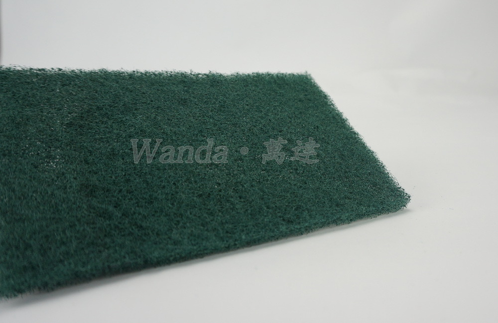 Daily Cleaning Household Cleaning Product Green Scouring Pad