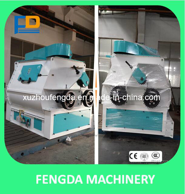Double-Shaft Paddle Feed Mixing Machine for Animal Feed