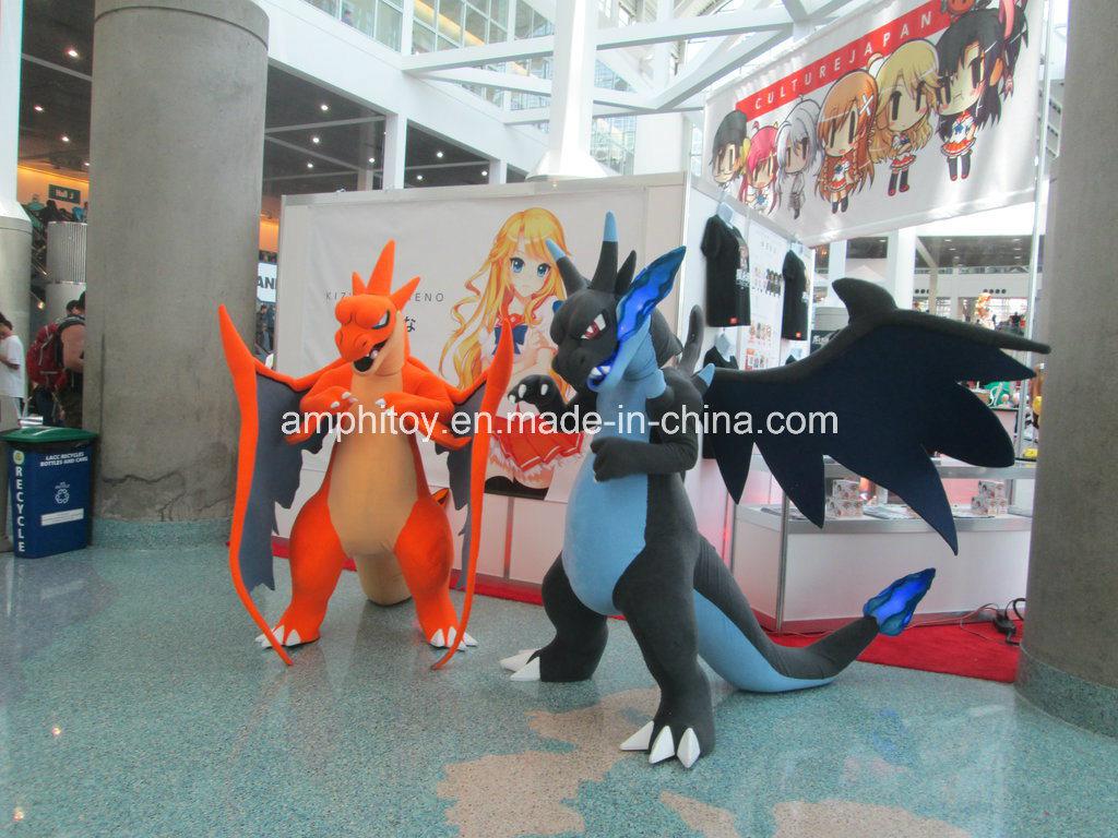 Customized Costume Cartoon Mascot Plush Costume for Wear