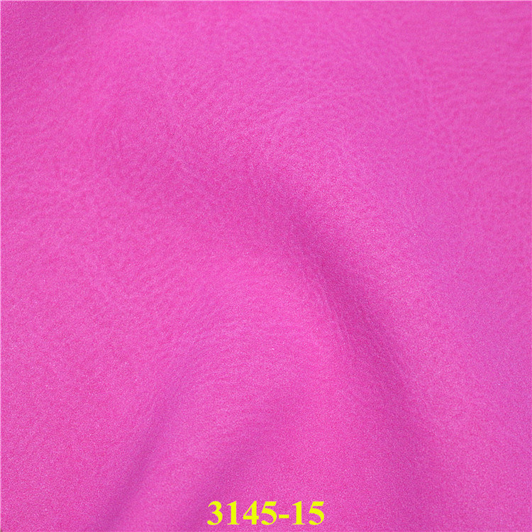 Exported Quality PU Material Leather Fabric for Shoes